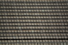 Stadium Seats Abstract #3 (nagyistvan8) Tags: nagyistván barcelona spanyolország spain katalónia catalunya cataluña katalán spanyol catalonia españa nagyistvan8 háttérkép background barcelonaolympicstadium estadiolimpicdemontjuic stadion stadium székek seats üres empty absztrakt abstract ismétlődés repeating ülőhelyek műanyag plastic tárgy object részlet detail ngc különleges special extreme spectacle látványosság híres famous classic színek colors fekete fehér sárga szürke black white yellow grey 2018 nikon