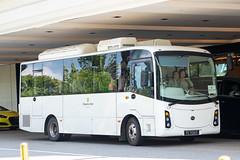 HDT Singapore BYD C6 (Gemilang Coachworks) (SBS3449X) Tags: bus hdtsingapore byd c6 electricbus gemilangcoachworks