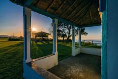 La Regalina (Javi Diaz G) Tags: asturias valdes cadavedo laregalina horreo capilla atardecer sunset sol sun chapel
