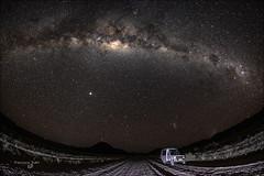 Namibia Sossusvlei (FrancescaBullet) Tags: landscape africa namibia cielo sky stelle stars milkyway strada notte night street paesaggio desert deserto