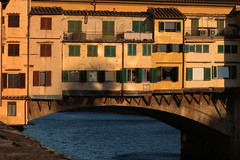 Firenze, Ponte vecchio # 1 (Les 3 couleurs) Tags: firenze florence ponts bridge italie italia italy toscana toscane tuscany pontevecchio