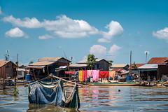 Colors of Cambodia (D a n i V a l d é s) Tags: color colors travel landscape landscapes fuji fujifilm xt2 fujixt2 fujifilmxt2 love friends light cambodia camboya cambodja asia lake water viajar viaje paisaje paisajes
