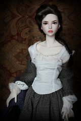 Rachel Dressed (wizgerg3) Tags: dollshe diana rachel out