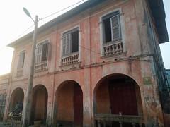 Porto Novo. Benín (escandio) Tags: 2018 benin benin2018 portonovo casa benín