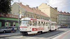 2004-08-10 Brno Tramway Nr.1092 (beranekp) Tags: czech brno brünn tramvaj tramway tram tranvia šalina strassenbahn elektrika električka 1092