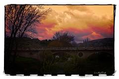 El Burgo (candelapr2006) Tags: colores clolours sky green orange mountains andalucia malaga spain atardecer landscape sun