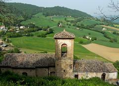 Serra San Quirico - 4 (antonella galardi) Tags: marche ancona serrasanquirico goladellarossa 2013 frasassi