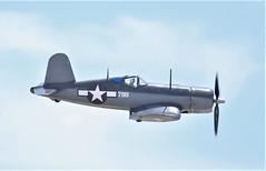 Chance-Vought F4U-1 Corsair #799 NX83782 (GEM097) Tags: airplanes aircraft airshow planesoffame chinoairport f4ucorsair nx83782