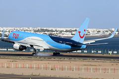 OO-JNL_01 (GH@BHD) Tags: oojnl boeing 767 763 767300 b767 b763 tui tuiairlinesbelgium ace gcrr arrecifeairport arrecife lanzarote aircraft aviation airliner