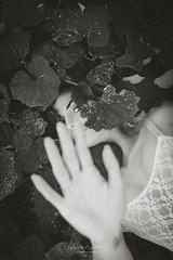leaves (sylwiana) Tags: blackandwhite bnw bnwphoto bnwphotography bnwcreatives bnwmood sonya7 sigma50 session sensuality naturallight
