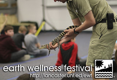 Earth Wellness Festival 2019 - Endangered! - American Alligator _ 08 (UNL Extension in Lancaster County) Tags: endangered lincoln childrens zoo american alligator