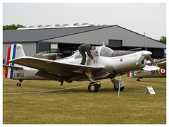 Morane Saulnier MS 733 Alcyon - 138/F-BKOJ (Aerofossile2012) Tags: morane moranesaulnier ms733 alcyon avion aircraft aviation meeting airshow laferté 2017 patrouillemoranemarine aeronavale