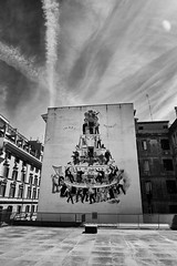 inart wetrust (paulopar.rodrigues) Tags: local cidade city italia roma urban photofoto bw captureone macro parioli fuji xt1 céu naturenatureza núvem art arte museu museum neighbourhood bairro