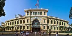 Bưu Điện, Sài Gòn