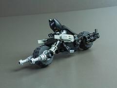 The Batpod (Jerry Builds Bricks) Tags: batman lego dark knight batpod tumbler