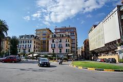 Via Agostino Giustiniani (Yuri Rapoport) Tags: 2016 rapallo liguria italy