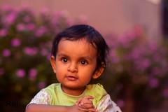 Reethu (Rajavelu1) Tags: reethu kid granddaughter backgroundblur bokeh art creative handheld availablelight india