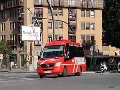 Carbus Spica Mercedes 208 de TM Murcia (Bus Box) Tags: murcia bus autobus movilidad transporteurbano urbano tm