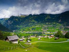Cuando el cielo te protege (Jesus_l) Tags: europa suiza cantóndeberna jungfrau grindenwall jesúsl