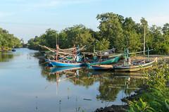 Sam Roi Yot (sillie_R) Tags: boat nationalpark river samroiyot thailand prachuapkhirikhan th