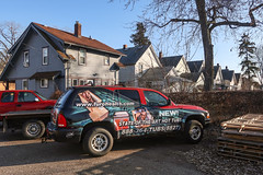 Vinyl adwrap for suv of smiling-lovers-in-hot-tubs stockphotos, at a lineup of gableroof houses. (Tim Kiser) Tags: webaddress december2018 eastside tollfreenumber lansing url gables midmichigan polyvinylchloride new centralmichigan wrapadvertisement vehiclewrap pvc stockphotos 20181208 inghamcounty december pvcdecal houses southcentralmichigan lansingeastside vinyldecals inghamcountymichigan decals eastsideoflansing vinylwrapadvertisement vinylwrap 2018 img2853 wrapadvertising stockphotography suv hottubadvertisement capitalregion sportutilityvehicle stackofpallets phonenumber rowofhouses hottubillustration michigan hotwaterworks eastsidelansing lansingmichigan pallets hottubs gableroofs telephonenumber