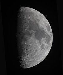 20190213 Moon (Roger Hutchinson) Tags: moon london space astronomy astrophotography canoneos6d celestronedgehd11