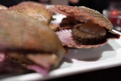 あっぱ貝 (HAMACHI!) Tags: tokyo 2019 japan food foodporn foodie foodmacro meat beef 肉山 nikuyama kichijoji restaurant diningrestaurant lumix lumixdclx100m2 dclx100m2 ヒオウギガイ 貝 clam shellfish あっぱ貝 エリンギ