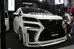 Osaka Auto Messe 2019 (jtabn99) Tags: osaka japan nippon nihon suminoe nanko bentz toyota intexosaka 20190211 car white blue