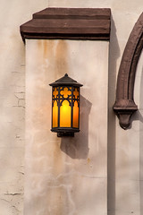 Outdoor Church Light 3-0 F LR 2-15-19 J022 (sunspotimages) Tags: light lights streetlight streetlights church churchlight outdoorchurchlight churchlights outdoorchurchlights exteriorlight exteriorlights building archicture