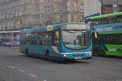 Arriva Yorkshire 1107 YJ08DVN (Clifton009) Tags: arriva yorkshire 1107 yj08dvn volvo b7rle wrightbus eclipse urban