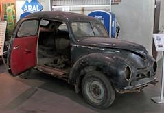 Barnfind Taunus (Schwanzus_Longus) Tags: bremen classic german germany old vintage car vehicle sedan saloon ford taunus schuppen 1 eins standard