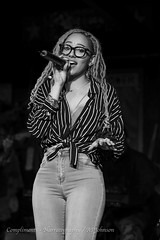Bindi Liebowitz (Narratography by APJ) Tags: apj binid dunellen livemusic narratography nj performance photography roxyanddukes