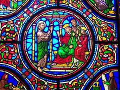 Ely Cathedral (dickieb62) Tags: ely cathedral colour colours window stunning beautiful beauty historic history architecture light religious