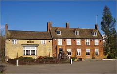 The Spread Eagle (Lotsapix) Tags: northamptonshire corby pub inn tavern ale alehouse building architecture