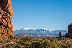 Mt. Waas (yarnim) Tags: archesnationalpark arches nationalpark waas mtwaas utah moab sony a7iii ilce7m3 a7m3 sel24105g zoom landscape nature mountain sky skies
