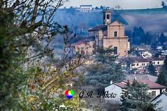 La chiesa di Valle San Bartolomeo (AL) (Gianni Armano) Tags: chiesa valle san bartolomeo alessandria piemonte italia immagine calendario 2019 gianni armano photo flickr