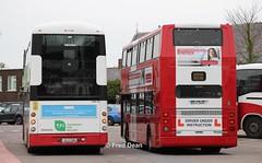 Dublin Bus AV267 (02D20267). (Fred Dean Jnr) Tags: busathacliath dublinbus av267 02d20267 capwelldepotcork march2019 volvo b7tl alexander alx400 b5tl wright wrightbus eclipse gemini3 capwell cork buseireanncapwelldepot buseireann drivertrainingvehicle