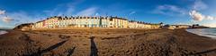 Aberystwtf... in panorama (purrnuu) Tags: aberystwyth wales unitedkingdom gb