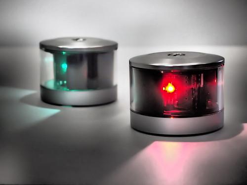 NAUTILIGHT NAVI LED船灯 NLSシリーズの写真