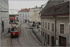 Nußdorfer Ansichten (Stephan Kainberger) Tags: wien nusdorf franzjosefs bahn eisenbahn öbb 1144 040