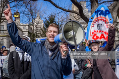 EM-190323-MarchInMarch-030 (Minister Erik McGregor) Tags: 7kcontract 7kstrike activism andrewcuomo boroughhall brooklynbridge cuny cunycontractnow cunyuss cunycontracts cunyriseup cunyrising cunystruggle cityhall cuomofundcuny directaction electedofficials erikmcgregor faircontracts fairwages freecuny fundcuny governorcuomo investincuny livingwage marchinmarch nyc newdeal newdeal4cuny newyork newyorkcity psccuny peacefulprotest peacefulresistance photography protest resistausterity stopstarvingcuny studentgovernment studentleaders studentpower usa uss usscuny universitystudentsenate cunyneedsaraise demonstration march news photojournalism politics rally 9172258963 erikrivashotmailcom ©erikmcgregor
