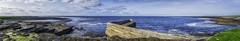 7 (7gismo) Tags: sligo ireland nature outdoor landscape seascape easkey rocks coastline coast shore wildatlanticway tourism atlanticocean water sea clouds sky pier panorama grass
