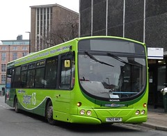York (Andrew Stopford) Tags: yn05wkf scania l94ub wright solar harrogatecoachtravel connexionsbuses york stagecoach first