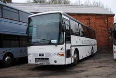 Black Cat Travel of Lincoln (Hesterjenna Photography) Tags: j111bct k492vvr psv bus coach vanhool alizee shearings volvo b10m excursion schoolbus blackcat travel lincolnshire lincoln lincs
