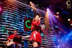 Singer Thuy Nguyen | Trixie Cafe & Lounge (trixiecafelounge) Tags: singer music artist trixie cafe lounge livemusic song sing feeling onstage hanoi vietnam moment hit girl lady night stage flashlight loving