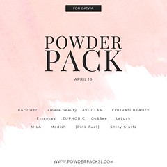 CATWA Powder Pack !! (Tarani Tempest) Tags: secondlife shinystuffs catwa powderpack