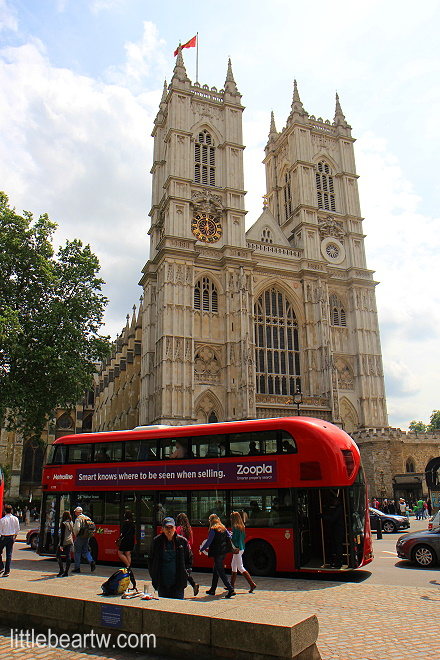 西敏寺Westminster Abbey-02