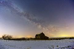 IMG_5594-Min Value (John Andersen (JPAndersen images)) Tags: abandoned alberta constellations mossleigh night sky stars