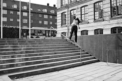 cody lockwood bs lip (marzo ph.) Tags: cody lockwood bs lip copenhagen 2015 creature creaturefinds creatureskateboards nikesb usa europe italy daniele marzocchi marzoph nikon d700 bw skate skateboarding skateboard