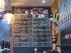 Plug and Taps, Preston (deltrems) Tags: pub bar inn tavern hotel hostelry house restaurant preston lancashire plugandtaps plug taps blackboard beer menu real ale micro